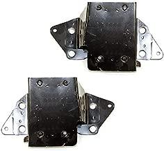 Koolzap For 03-07 G35 Front Bumper Face Bar Retainer Mounting Brace Bracket SET PAIR