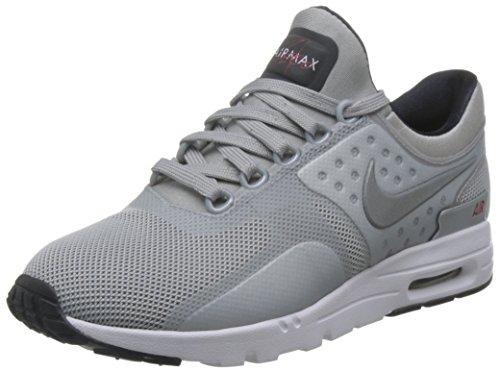 Nike Damen 863700-002 Fitnessschuhe, Silber Metallic Silber Metallic Silber, 38.5 EU