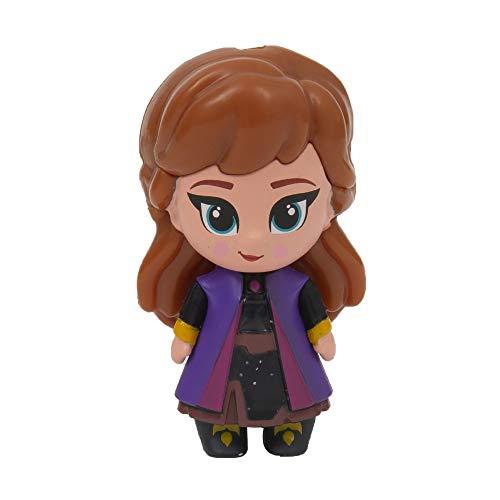 Giochi Preziosi Disney Frozen 2 Whisper and Glow Single Blister Mini Doll Anna Travel Dress