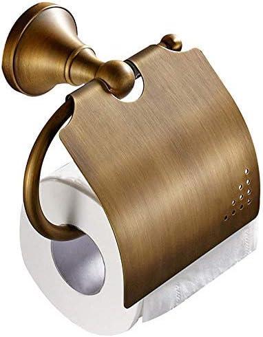 WXQ-XQ Tissue Ranking TOP7 holder Antique Bathroom Max 71% OFF R Brass Accessories Toilet