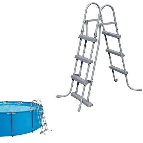 Bestway - Échelle de sécurité pour piscine hors sol 3 marches