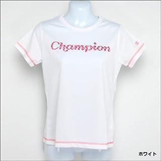 Champion(チャンピオン) レディス 半袖Tシャツ (CLM2830C) ブラック L