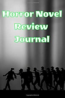 Horror Novel Review Journal