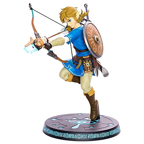 Figurine Link - The Legend of Zelda : Breath of The Wild
