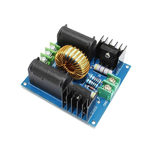 Treedix ZVS Zero Voltage Switching Tesla Coil Flyback Driver Compatible with SGTC, Jacobs Ladder, Marx Generator, Induction Heating