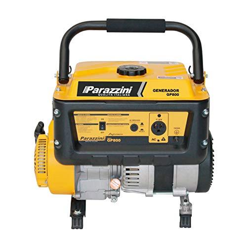 Parazzini GP800 Generador electrico a gasolina, 700W, 110V, 98cc