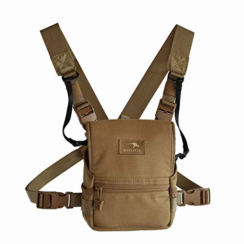 MARSUPIAL GEAR Binocular Pack (Coyote Brown/Small)