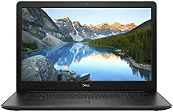 2019 New Dell Inspiron 17 PC Laptop: 17.3 Inch FHD(1980x1080) Non-Touch IPS Display, Intel CPU-i3-7020u, 8GB RAM, 1TB HDD, WiFi, Bluetooth, HDMI, Webcam, DVDRW, Windows 10