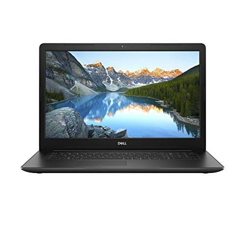 Dell Inspiron 17 PC Laptop: 17.3 Inch FHD(1980x1080) Non-Touch IPS Display, Intel CPU-i3-7020u, 8GB RAM, 1TB HDD, WiFi, Bluetooth, HDMI, Webcam, DVDRW, Windows 10