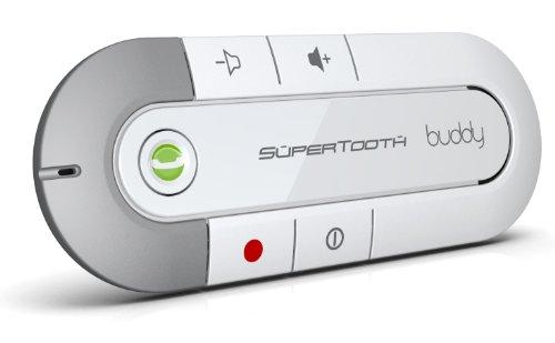SuperTooth BTBUDDYWH Buddy Bluetooth Headset