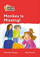 Level 5 – Monkey is Missing! (Collins Peapod Readers)