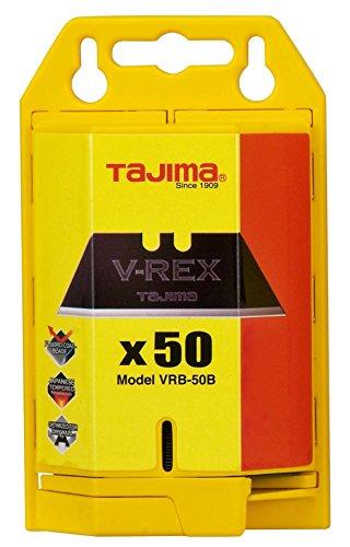 TAJIMA Ersatzklinge V-REX – 50 Stück, TAJ-19530