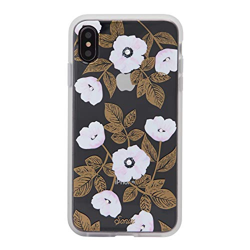 Sonix Harper Case for iPhone XR [Military Drop Test Certified] Women's Protective Clear Floral Case for Apple iPhone XR