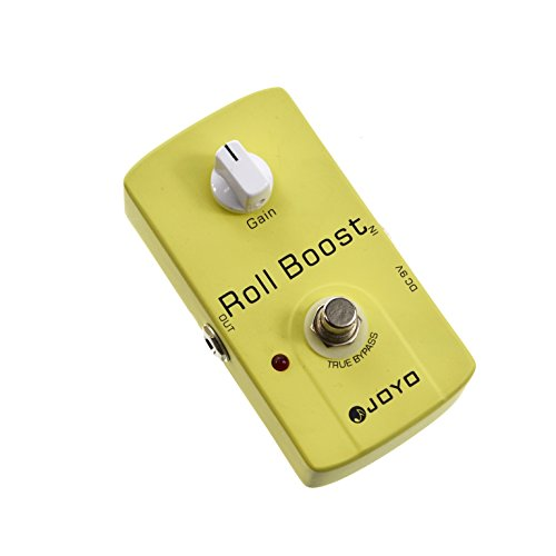 JOYO JF-38 Roll Boost Effect Pedal
