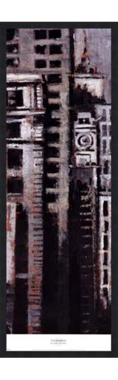 農学郊外肉腫ニューヨーク、ニューヨークI by Liz Jardine?–?12?x 38インチ?–?アートプリントポスター LE_265304-F101-12x38