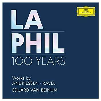 Andriessen: Symphonic Étude / Ravel: La Valse, M. 72