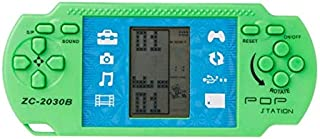 Electronic Toy Classic LCD Hand Tetris Arcade Machine Game Bricks Console for Kids