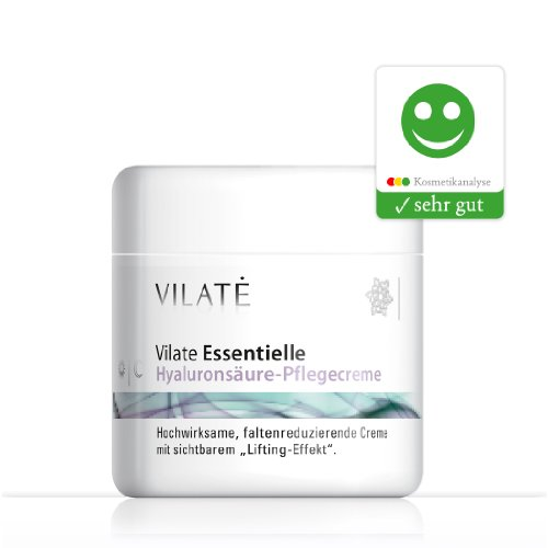 Vilate Essentielle Hyaluron-Antifaltencreme / 100 ml Inhalt