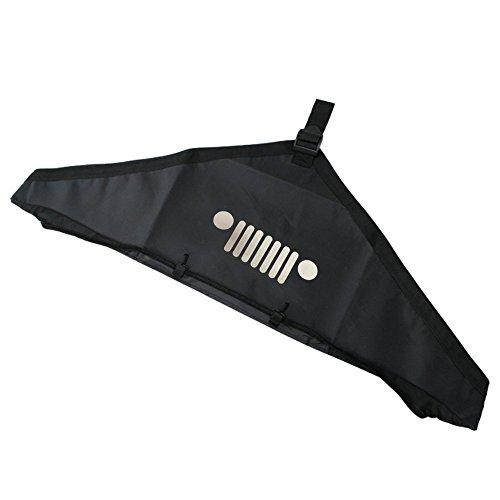 Bestsxma hotte Coque Noir Front End T-Style kit de protection (1 pcs)