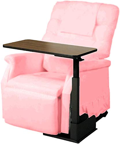 Healthline Adjustable Overbed Table (Right Side)
