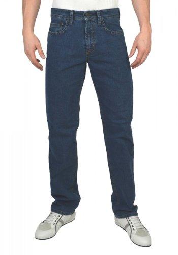 MAC Jeans Herren Ben Jeanshose, Blau (Stonewash...