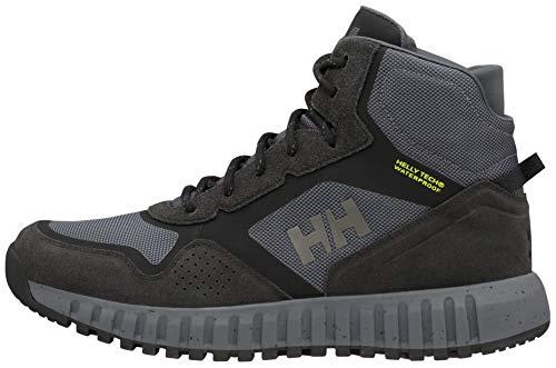 Helly Hansen Herren Monashee Ullr Ht Trekking-& Wanderstiefel, Mehrfarbig (Jet Black/Charcoal/Ebo 991), 40 EU