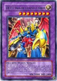 Yu-Gi-Oh! - VWXYZ-Dragon Catapult Cannon (DP2-EN017) - Duelist Pack 2 Chazz Princeton - 1st Edition - Rare