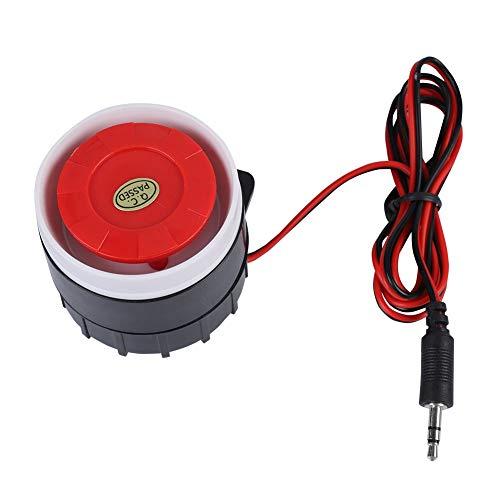 Alarma casa Alarma Inalámbrica Sistema de alarma Advertencia Sirena Alarma alarma de seguridad Alarma para puertas y ventanas Alarma Antirrobo Inalámbrica Sistema de alarma de sonido