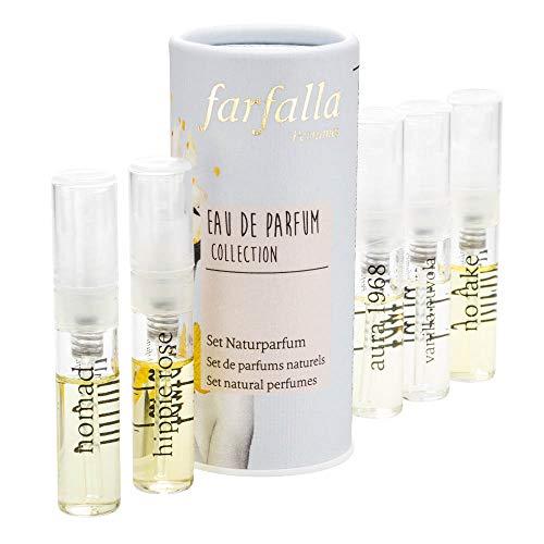 FARFALLA Eau de Parfum - Collection 5x2ml