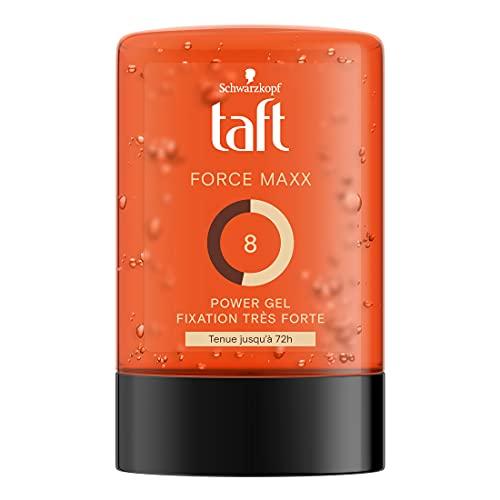 Taft - Gel Coiffant Cheveux - Power Gel Maxx Power - 300 ml