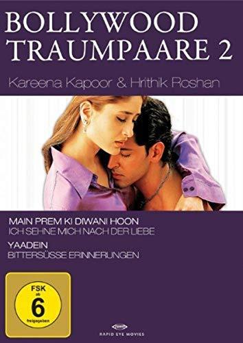 Bollywood Traumpaare 02: Hrithik Roshan & Kareena Kapoor [2 DVDs]