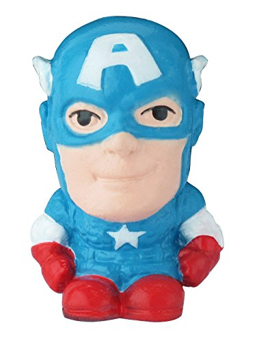 Marvel Erasers Captain America