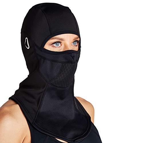 COOLOMG Balaclava Ski Mask Winter Windproof Neck Warmer Thermal Fleece for Men Women Skiing Snowboading Motorcycle Riding