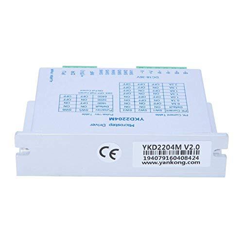 LHQ-HQ Motor paso a paso Driver, DC18-36V 32-Bit Digital de procesamiento de señal Motor de unidad para equipo de automatización Motor eléctrico