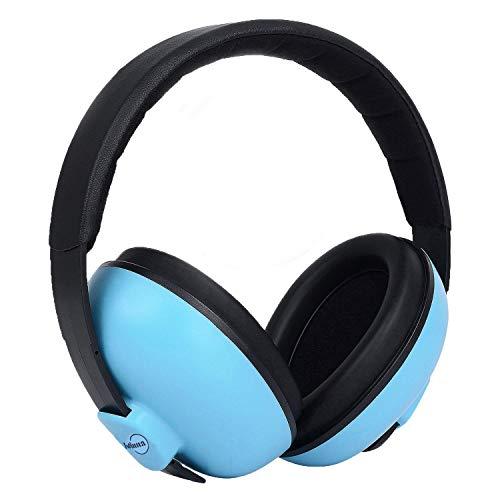 Casque Anti Bruit Bébé Oreille Défenseur Sécurité Protection Auditive Cache-Oreilles Réduction de Bruit pour...