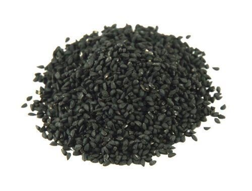 BLACK ONION SEEDS / KALONJI SEEDS NIGELLA COOKING ASIAN HERBS AND SPICES 100g by Jalpur
