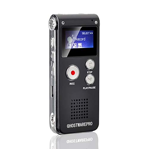 EVP Ghost Hunting Recorder