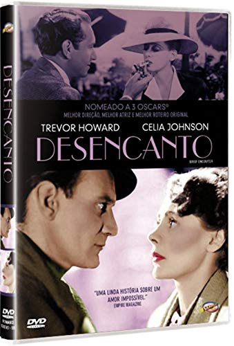 Dvd Desencanto - Trevor Howard