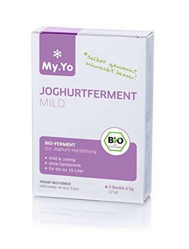 My.Yo Bio Joghurtferment Mild, 3x5g