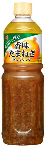 理研ビタミン リケン 野菜いっぱいドレッシング 香味たまねぎ 1L [9784]