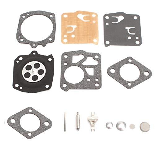 Carb Herramienta carburador Kit de reparación de Jonsered for Stihl Husqvarna 272 288 480 1100 Carburador