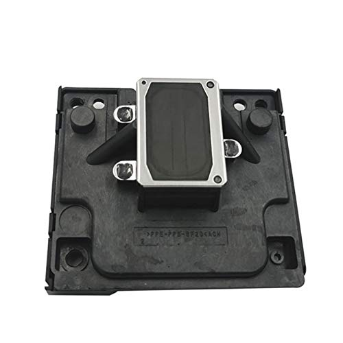 Reparar el Cabezal de impresión F169030 F181010 Cabezal de impresión Cabezal para Epson CX3700 ME2 ME200 TX300 TX105 TX100 C79 C91 T20 T26 T27 TX106 TX109 TX119 TX219 (Color : Grey)