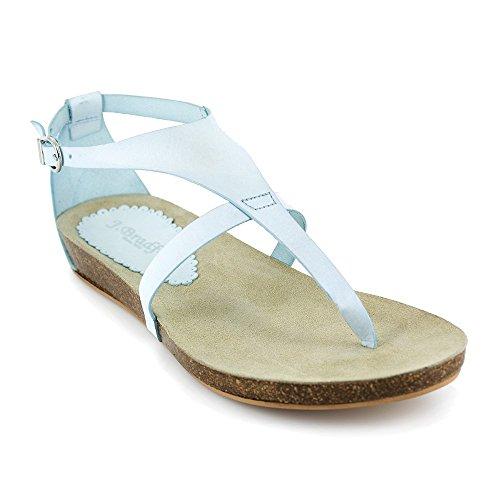 Sandalia J.Bradford Cuero Azul Cielo JB-Anais - Color - Azul, Talla Zapatos - 39