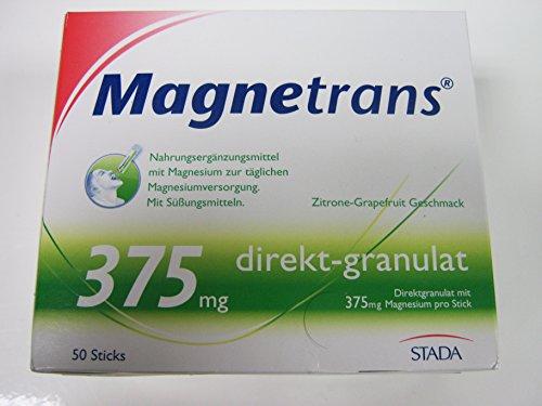 Magnetrans Direktgranulat 375 mg Sticks, 50 St. Beutel