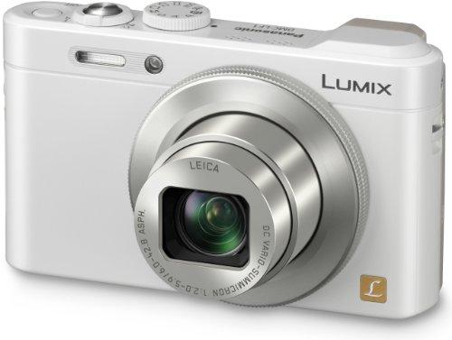 Panasonic Lumix DMC-LF1 Fotocamera Compatta grandangolare, MOS 12 MP, Zoom ottico 7x, Mirino elettronico, WiFi, NFC, Nero