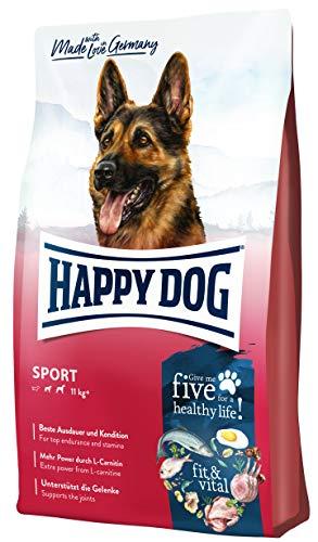 Happy Dog Supreme fit & vital Sport, 4er Pack (4 x 1 kg)