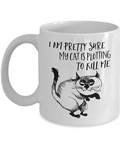 N\A Sono Abbastanza Sicuro Che Il Mio Gatto stia complottando per uccidermi