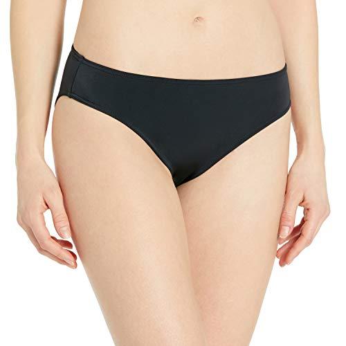 Freya Women's Deco Bikini Brief Bottom, Black, M