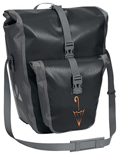 VAUDE Aqua Back Plus Single Hinterradtasche (Black SE, One Size)