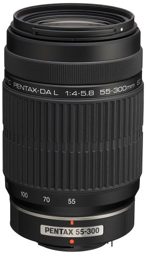 PENTAX smc DA L 55-300mmF4-5.8 ED 簡易包装